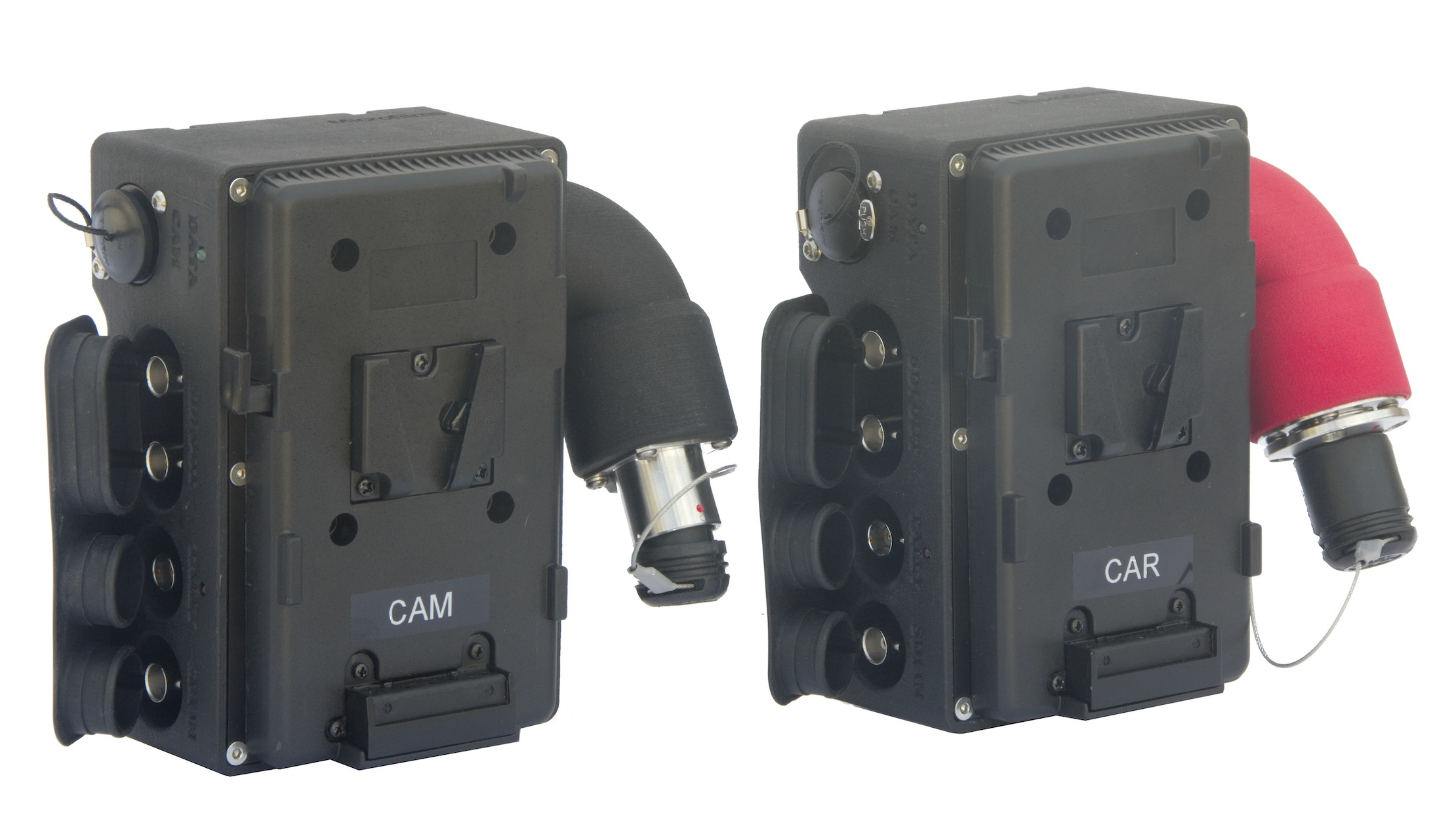 SMPTE optical fiber converter